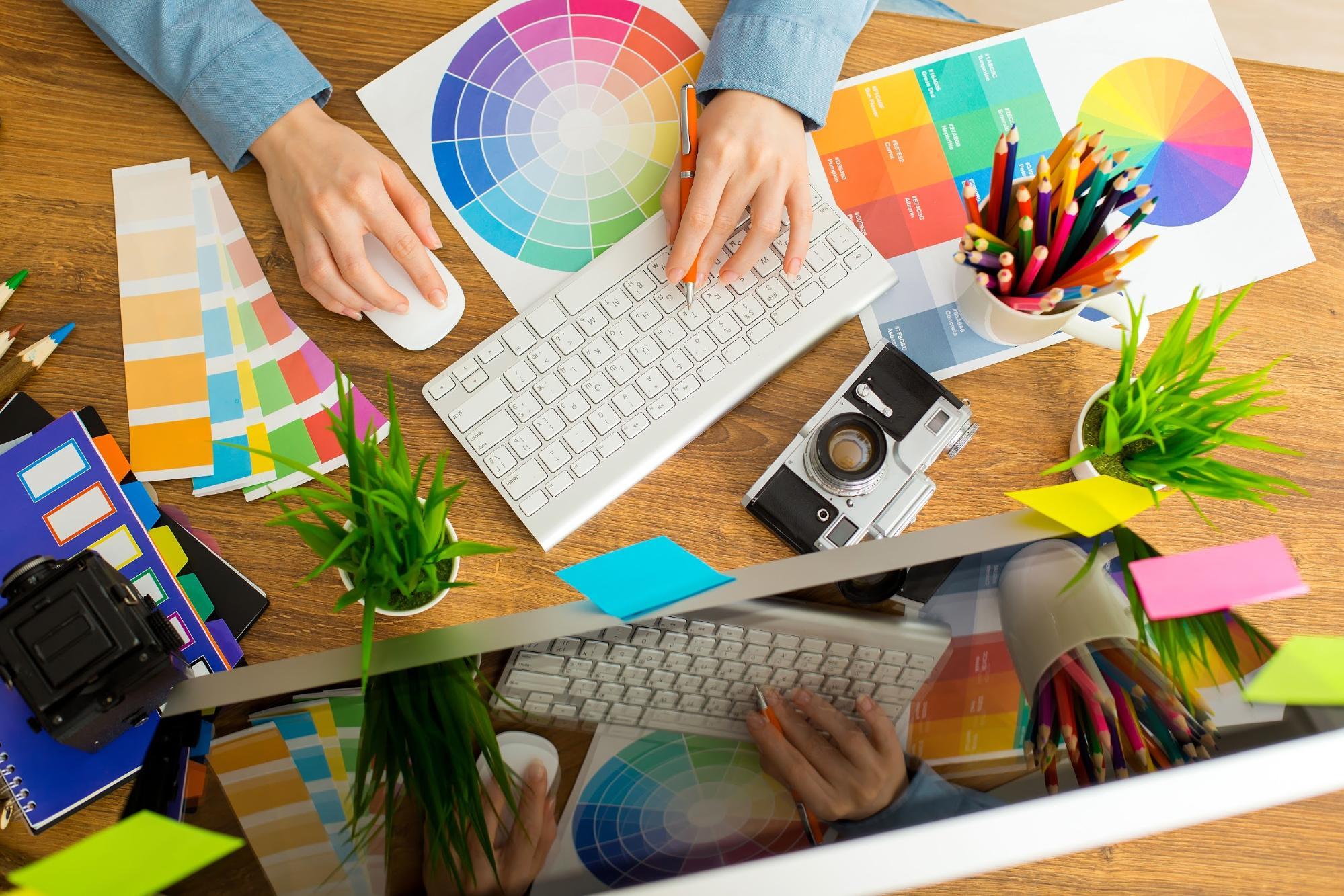 Дизайн-макет для вашего веб-сайта: в мастерской у дизайнера