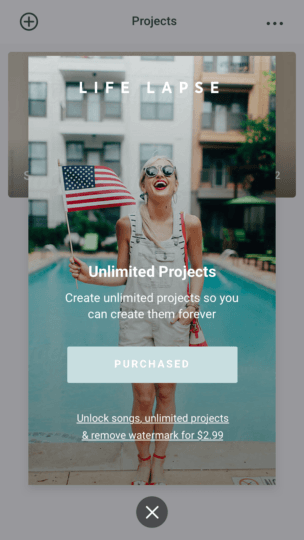 time lapse unlimited projects