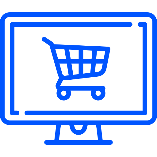 e-commerce online shopping cart